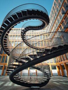 loop the stairs