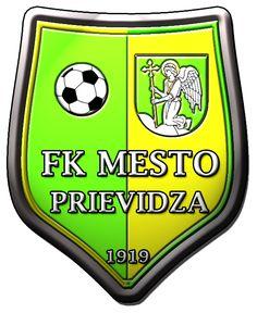 FK Mesto Prievidza , football / soccer logo , Slovakia