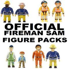Kids Boys Fireman Fancy Dress Costume Trousers Jacket Sam Penny Steele Book Day