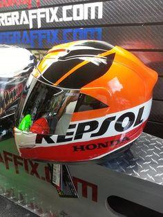 Honda Repsol Helmet