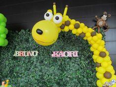 girafa-baloes-festa-safari-selva-curitiba