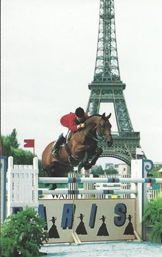 Top Seed with Anne Kursinski in the Grand Prix of Paris