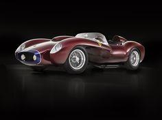 1958 Ferrari Testarossa from Festivals of Speed  Image courtesy of https://www.screamingcars.com