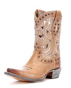 Ariat Women's Paloma Boot - Oak Barrel