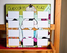 Cupcake Kuiz - Close up photo