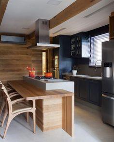 """Bontempo Móveis Personalizados on Instagram: """"Ambientes que encantam por todas as perspectivas! ❤️ Projeto: @julianapippi + @bontempoflorianopolis #bontempo40anos #kitchen #cozinha…"""""""