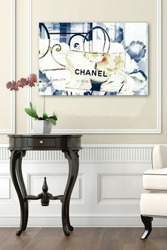 Oliver Gal An Iconic Shopping Bag Canvas Art by Oliver Gal Gallery on @HauteLook