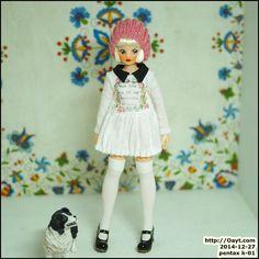 doll DressDoranDoranRurukoRepro liccaBlytheMiddie blythe by oayt