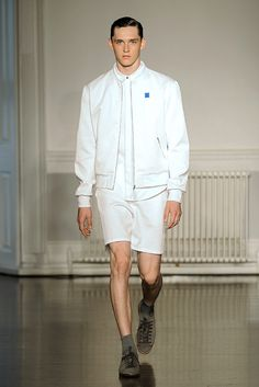 Richard Nicoll | Spring 2013 Menswear Collection | Style.com