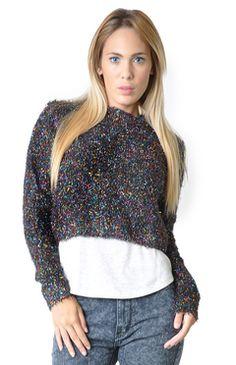 #sweater #colors #colores #peludito #suave #tendencias #temporada2015 #otoño #invierno