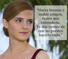 Emma Watson 15 Emma Watson Frases, Emma Watson Quotes, Ema Watson, Emma Watson Style, Quotes En Espanol, Motivational Messages, Hermione Granger, Hogwarts, Best Quotes