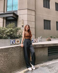 Korean Girl Fashion, Korean Fashion Trends, Korean Street Fashion, Korea Fashion, Asian Fashion, Look Fashion, Fashion Outfits, Ulzzang Fashion Summer, Korean Casual Outfits