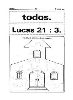 Historia Biblica A Oferta Da Viuva Pobre Com Imagens A Oferta