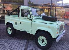 Land Rover Defender, Car, Automobile, Landrover Defender, Autos, Cars