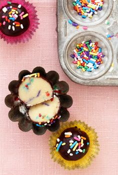 Cake Batter Truffles_Bakers Royale