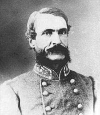 James Patton Anderson (1822-1872) Tennessee. Lieutenant Colonel (USA)  Major General (CSA)