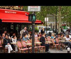 Teatro de Rua, Paris