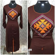 121 Slub KurtiSize : 44 (XXL) Length 50 Lining: No Need Sleeve Type : Long Sleeves  Fabric : Slub Cotton  Pattern : Embroidery Work  Occasion : Daily / Casual Wear Fabric Care : Dry Clean or Hand      Wash Only  Send inquiry or join our broadcast list on Whatsapp (9929033908)   #forsale #newarrivals #clothes #onlineboutique #igshop #onlineshopping #onlineshop