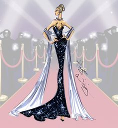 Oscars2014 Couture by Hayden Williams