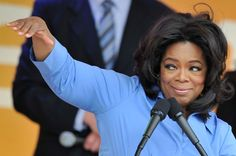 Rich People Who Give Money Away For Free - You Can Ask Oprah for a Donation.