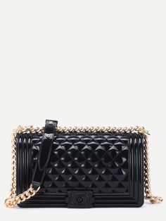 Handbags 3 · Online shopping for Mini Black Quilted Flap Jelly Bag With  Chain from a great selection of d84186c4b4