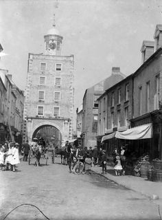 Click for more information Main Street, Street View, Images Of Ireland, Local Studies, County Library, Photographic Studio, The Locals, Dublin, Digital Image
