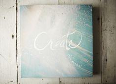 "Sarah Carter Studio | Create 8x8"" Art Print | Online Store Powered by Storenvy $40"