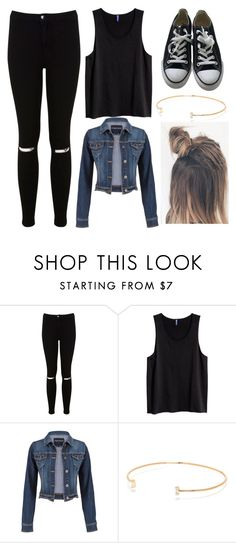too cool for school by jin-ha-yoon on Polyvore featuring maurices, Miss Selfridge and Converse