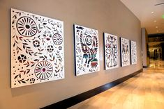 Strokes And Notes: A Hotel Built With Art - Omni Hotels & Resorts Blog