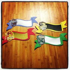 Harry Potter door decs