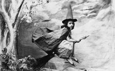 witches | Halloween plea to pardon British witches presented to Jack Straw