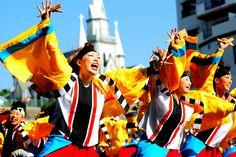 Sasebo Yosakoi dance festival. 佐世保よさこい祭り by Sue Ann Simon, via Flickr