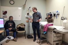 St. Michaels Hospital health team offers prescription for poverty