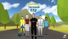 Territorial City : le serious game de la MNT avec le soutien de l'ANPAA sur les consommations de substances psychoactives