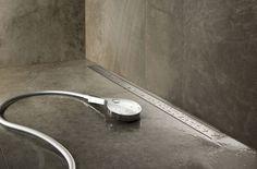 De Easy Drain Compact is de meest ondiepe douchegoot ter wereld en is uitgevoerd met een uitneembaar en eenvoudig reinigbaar sifon.