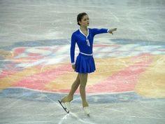 Yulia Lipnitskaya FS at 2015 Skate America
