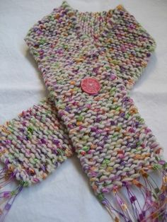 Confetti Baby\/Toddler Scarf