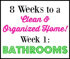We are almost done with our 8 Week Cleaning Challenge! Just 2 weeks to go. This week we are focusing on cleaning the entry to make an inviting space. Cleaning Items, Diy Cleaning Products, Cleaning Solutions, Cleaning Hacks, Organizing Tips, Cleaning Routines, Cleaning Schedules, Cleaning Recipes, Organising