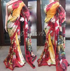 Code:2904161 - Silk Kota Saree Price INR:4790/-