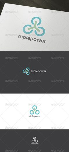 Power Logo — Vector EPS #energy #abstract logo • Available here → https://graphicriver.net/item/power-logo/891083?ref=pxcr