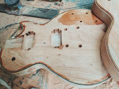 Mahogany wood for les paul body