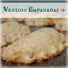 Venison Empanadas | My Wild Kitchen - Your destination for wild recipes