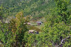Dindalen, Oppdal, Sør-Trøndelag, Norway