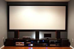 HTPC living room setup - Google Search