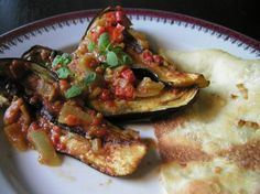 Eggplant bhajee Recipe