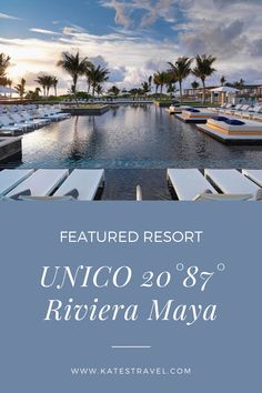 Unico is one of our favorite adult only resorts in the Riviera Maya. Here's why Unico should be your next all inclusive luxury vacation.