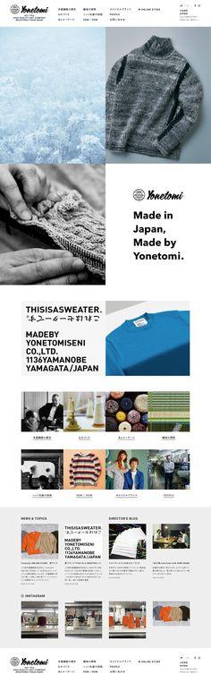Web Design, Yamagata, Made In Japan, Japan News, Editorial Layout, Design Web, Editorial Design, Website Designs, Site Design