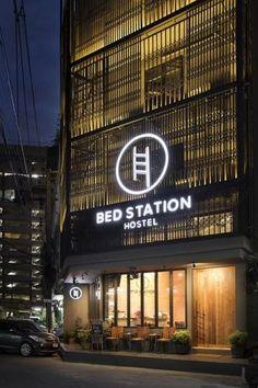 Bed Station Hostel, Bangkok, Thajsko. Rezervácie.