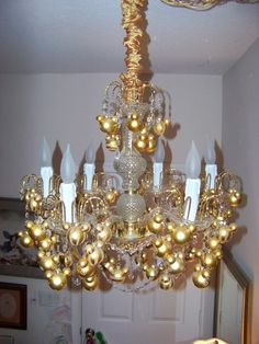 DISNEY MICKEY MOUSE GOLD CHANDELIER LIGHT / LAMP From Event at The MAGIC KINGDOM   eBay