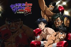 Discover Hajime no Ippo on kawaiism.org - Anime, manga, videogames and figures database! Search for your favorite stuff, read news and articles.